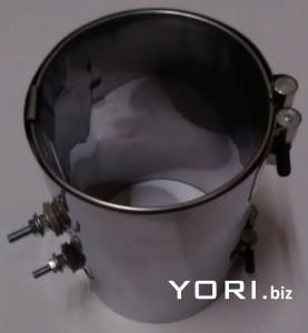 Band Heater Ø 125×40 mm