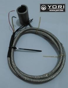 Bar Heater 4×2 x 200 mm Type K