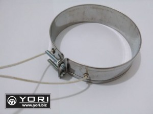 Heater Dispenser ∅ 120 x 40 mm (Grade A)