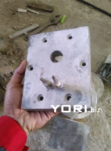 Heater Casting/cor